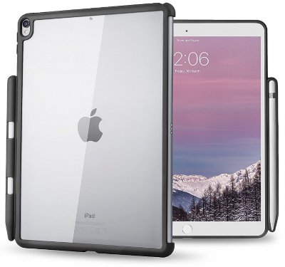 Чехол Wowcase With Stylus Slot Grey для iPad Pro 10.5""