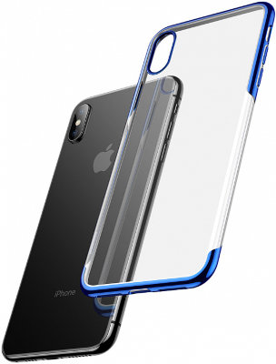 Чехол Baseus Shining Blue для iPhone XS Max