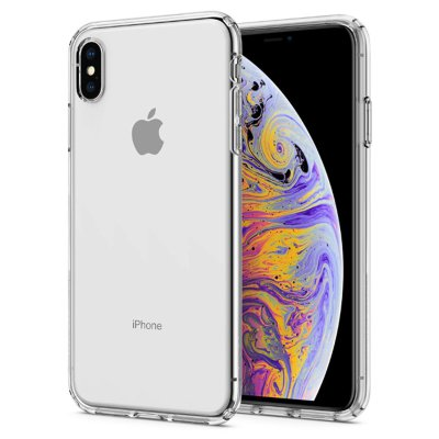 Чехол Spigen для iPhone XS Max Liquid Crystal Clear 065CS25122
