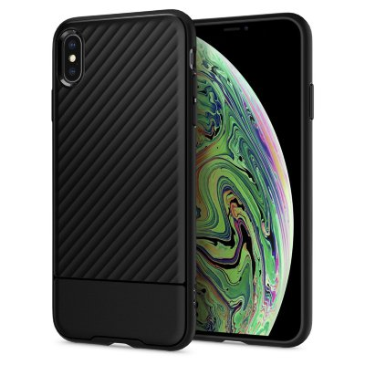 Чехол Spigen  для iPhone XS Max Core Armor Black 065CS24861