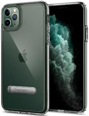 Чехол Spigen для iPhone 11 Pro Ultra Hybrid S Clear 077CS27443