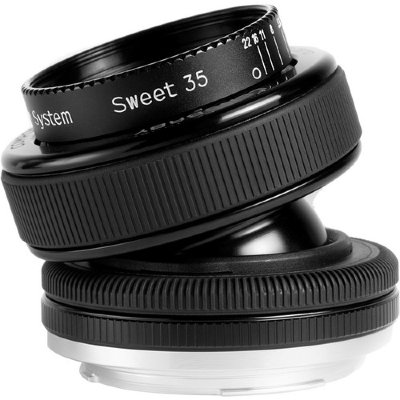 Объектив Lensbaby Composer Pro PL Sweet 35mm Canon EF