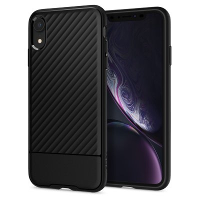 Чехол Spigen для iPhone XR Core Armor Black 064CS24901