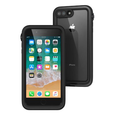 Подводный чехол Catalyst Waterproof Case Stealth Black для iPhone 8/7Plus