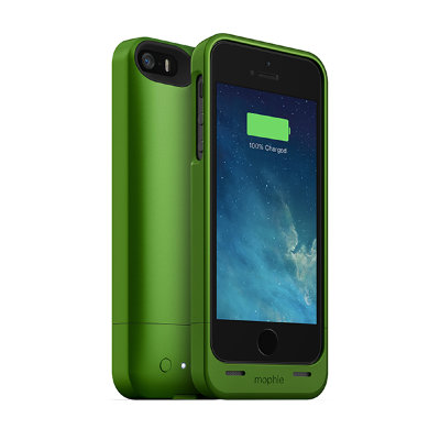 Чехол-аккумулятор Mophie Juice Pack Helium 1500mAh Green для iPhone 5/5S/SE