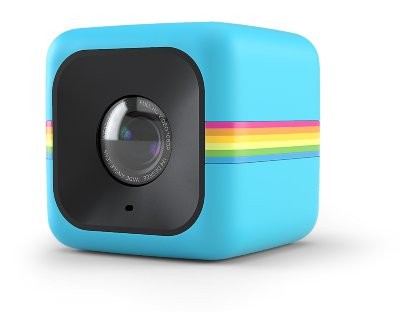 Экшн-камера Polaroid Cube Blue