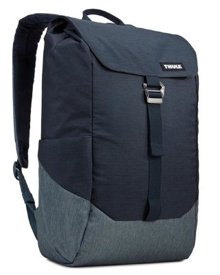 Рюкзак Thule Lithos Backpack 16L Carbon Blue для ноутбука 15""