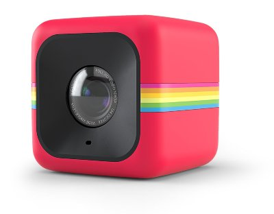 Экшн-камера Polaroid Cube Red