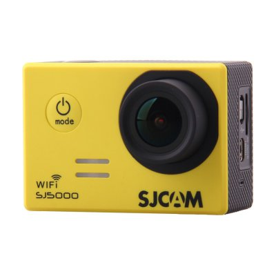 Экшн-камера SJCAM SJ5000 WiFi Yellow