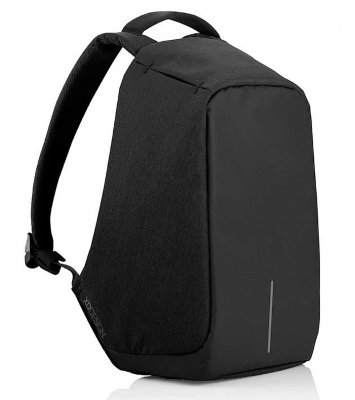 Рюкзак-антивор XD Design The Original Bobby Anti-theft Backpack Black для ноутбука до 15""