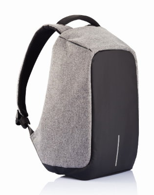 Рюкзак-антивор XD Design The Original Bobby Anti-theft Backpack Grey для ноутбука до 15""