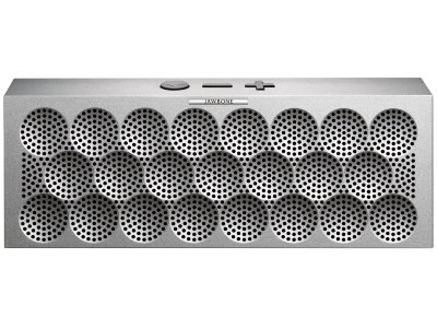 Портативная колонка Jawbone MINI JAMBOX Silver Dot для iPhone, iPod, iPad и Android