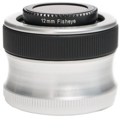 Объектив Lensbaby Scout Fisheye for Minolta A (Sony Alpha)