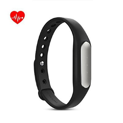 Умный браслет Xiaomi Mi Band 1S Pulse Black