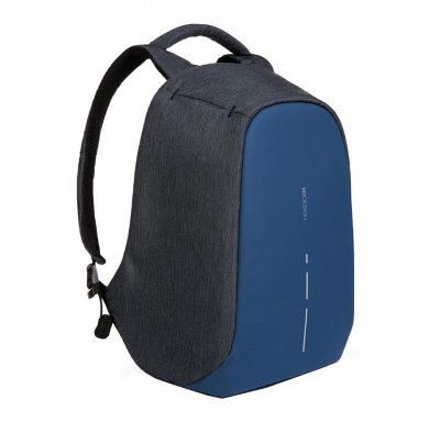 Рюкзак-антивор XD Design Bobby Compact Anti-Theft Backpack Diver Blue для ноутбука до 14""