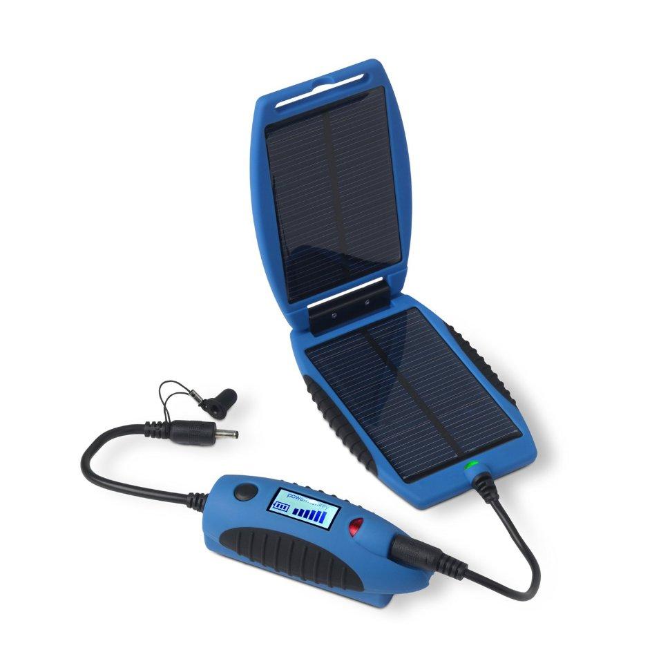 Портативная солнечная батарея 12 Ватт 12 Вольт - SOLARIS ...