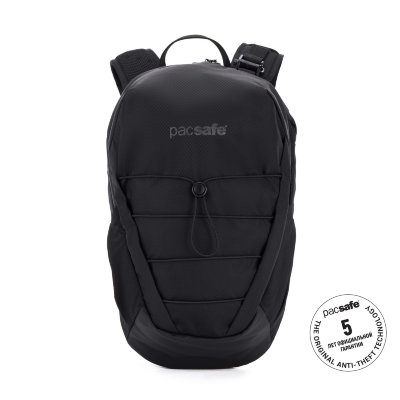 Рюкзак-антивор Pacsafe Venturesafe X12 12L Anti-Theft Backpack Black