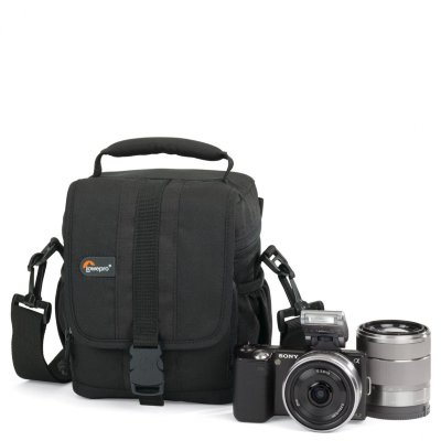 Сумка для фотоаппарата LowePro Adventura 120 Black