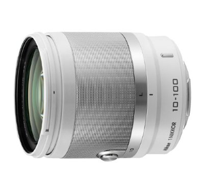 Объектив Nikon 1 NIKKOR VR 10–100mm f/4–5.6 White