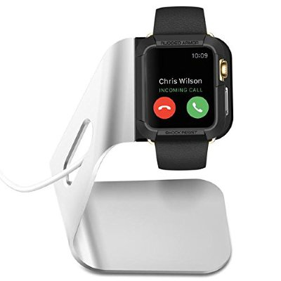 Подставка Spigen Apple Watch Stand S330 для Apple Watch (38 и 42mm) (SGP11555)