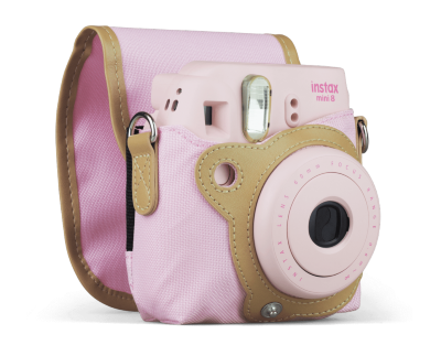 Чехол для Fujifilm Instax Mini 9 и Mini 8 — Instax Case Pink