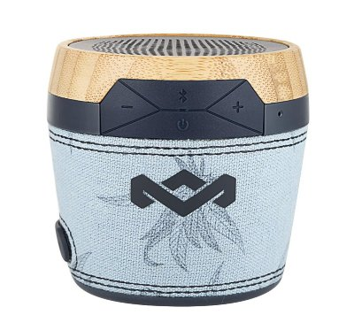 Портативная колонка House Of Marley Chant Mini™ Portable Audio System Blue Hemp