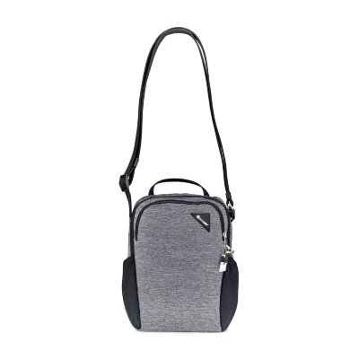 Сумка-антивор Pacsafe Vibe 200 7.5L Anti-Theft Crossbody Bag Granite Melange Grey