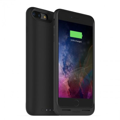 Чехол-аккумулятор Mophie Juice Pack Air 2420 mAh Black для iPhone 8/7 Plus
