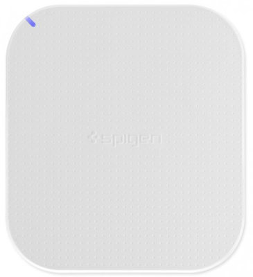 Беспроводная зарядка Spigen Essential F302W Wireless White (5W) (000CH20799)
