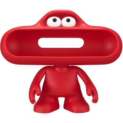 Подставка Beats Dude Character Stand Red для колонки Beats Pill